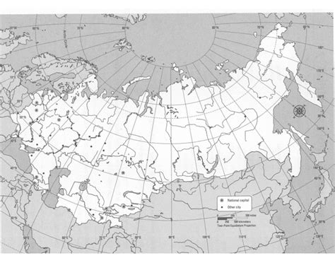 russia and the republics map quiz russia and republic political map