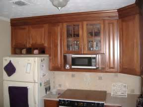 portsmith maple square in chestnut finish by kraftmaid