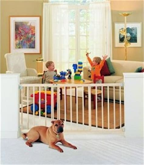 north states stairway swing gate north states wide hardware mounted stairway swing gate for