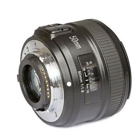 Yongnuo Yn50mm F1 8 For Nikon Af S yongnuo yn50mm f1 8 standard prime lens large aperture