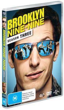 jason mantzoukas michael schur brooklyn nine nine season 3 dvds