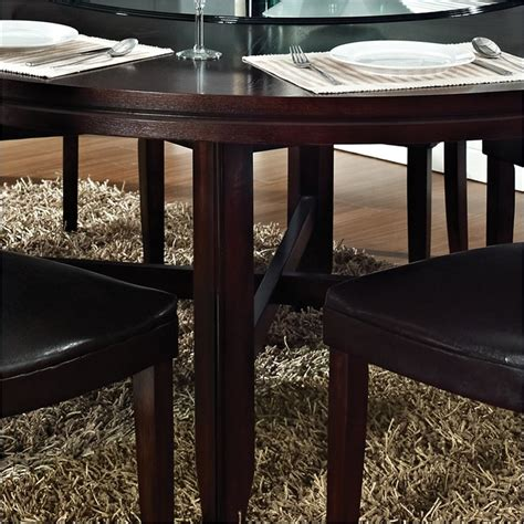 steve silver 72 dining table steve silver company hartford 72 inch casual dining