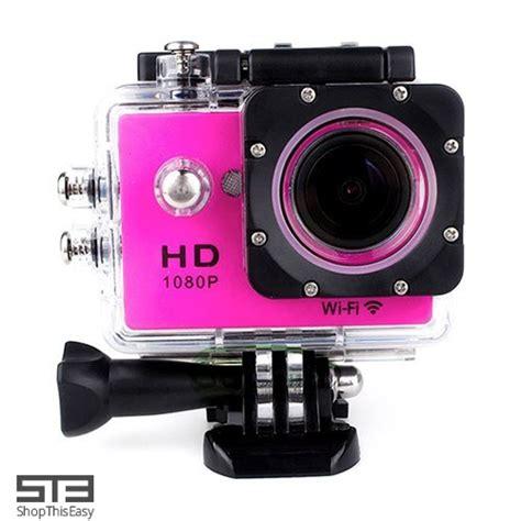 Kamera 12mp 12 Mp 1080 Non Wifi w7 1080p hd 12mp wifi sports pink gobuy ph