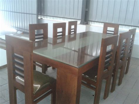 dining table design ideas kerala style carpenter works and designs attractive