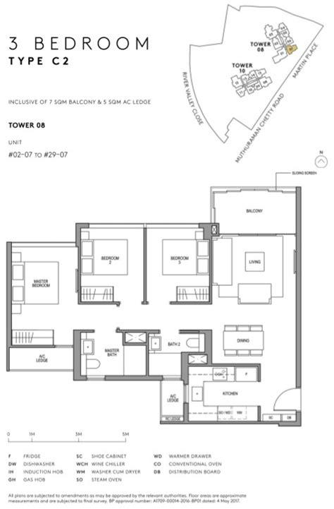3 bedroom layout plan martin modern floor plan martin modern condo floor plans