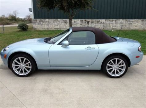 2008 mazda mx 5 miata oil type specs view manufacturer details sell used 2008 mazda mx 5 miata grand touring special edition rare 40k in sealy texas united