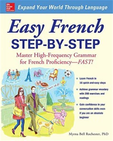 french for beginners language 0746000545 best learn french books the french post