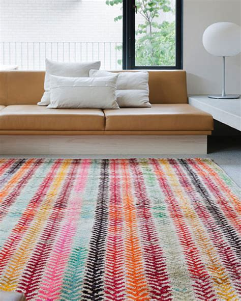 colorful rugs 18 rooms with colorful rugs design milk