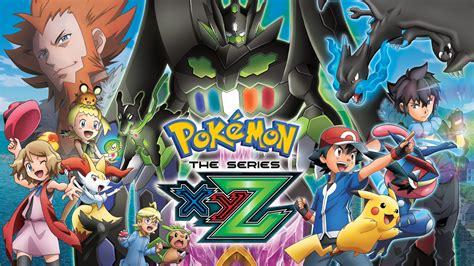 anime xyz viz media releases new pokemon the series xyz set 1 on dvd