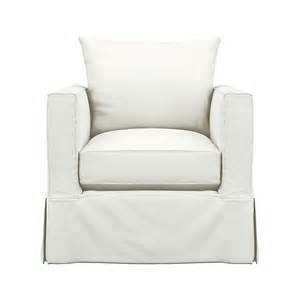 Ballard Design Furniture slipcover for chair the house decorating