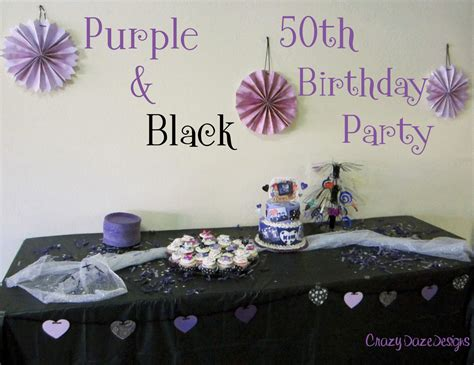 50th Birthday Decorations For by 50th Birthday Decorating Ideas