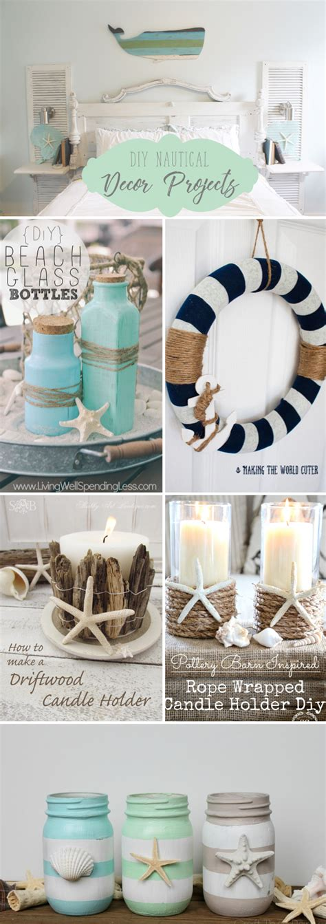 nautical diy projects 30 diy nautical decor projects bringing the to your home