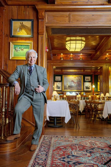 Cowboy Style Home Decor ralph lauren to open new polo bar restaurant in nyc