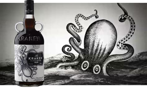 the perfect storm a kraken rum boat drink