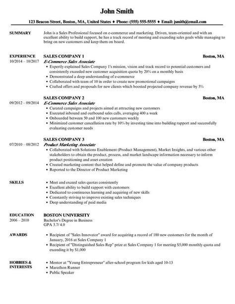 Cv Vs Resume Template by Cv Vs Resume What S The Difference Side By Side Exles