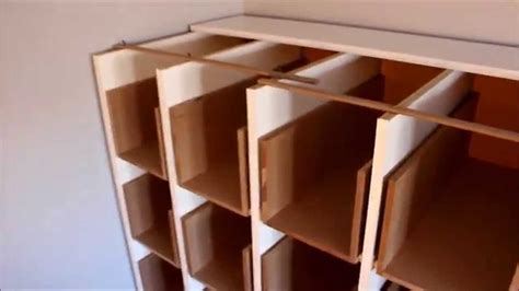 comic book storage cabinet building the comic cabinet youtube