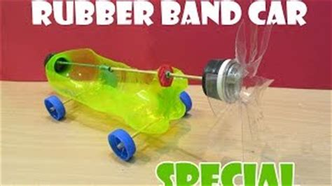 how do you make rubber sts how to make a rubber band powered car