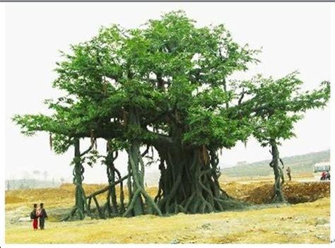 chinese make artificial trees factory ofartificial banyan decorative fake outdoor high imitated artificial banyan