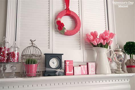 Valentines Day Home Decor   craftaholics anonymous 174 valentine decor my valentine s