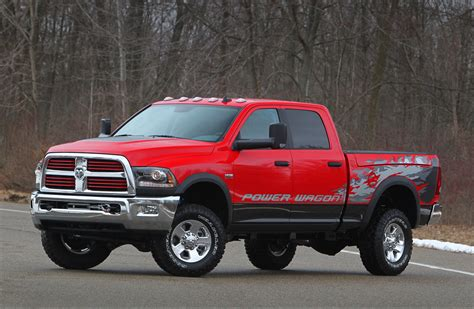 Ram Power 2014 Ram Power Wagon Photo Gallery Autoblog