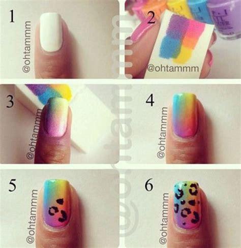 easy nail art tutorial step by step 20 easy step by step summer nail art tutorials for