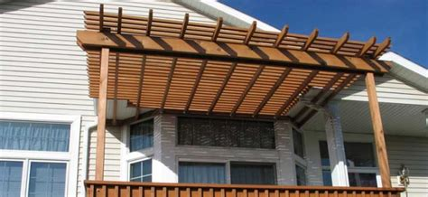 plans for a pergola attached to house pergola plans how to build a pergola attached to house or deck by andy duframe