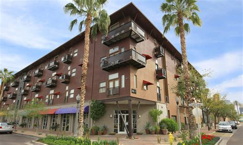 one bedroom apartments in az downtown az apartments for rent roosevelt square
