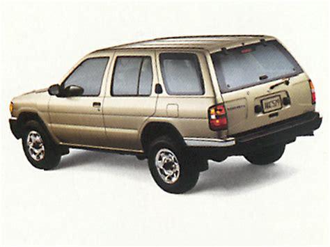 pathfinder nissan 1998 1998 nissan pathfinder overview cars com