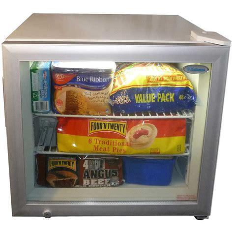 Small Glass Door Freezer Mini Glass Door Bar Freezer 50litre Freezer Great For Home Or Busy Cafe