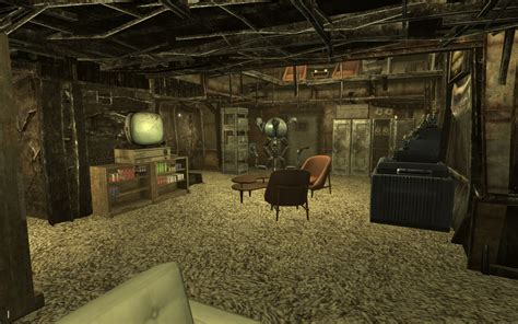 Wouldyoukindly Com Fallout 3 Megaton House Overhaul