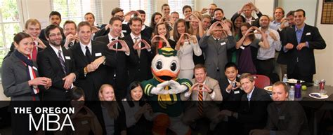Of Oregon Mba by Oregon Mba Uo Business Blogs