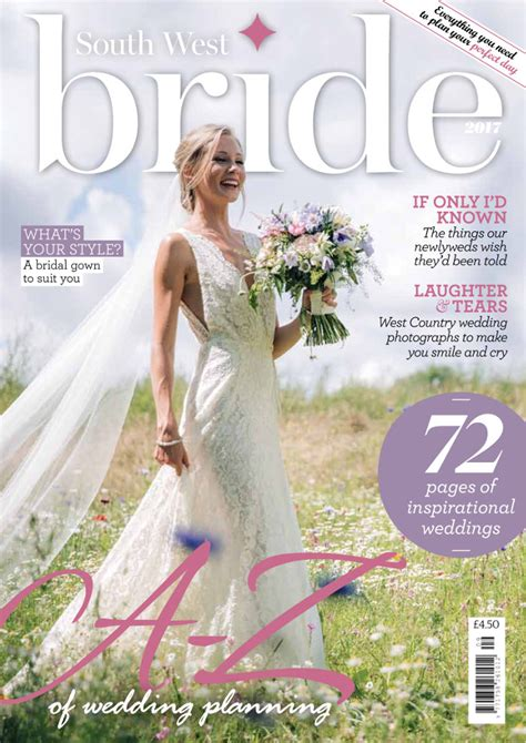 Brides Magazine by South West Magazine 2017 Is Out Now
