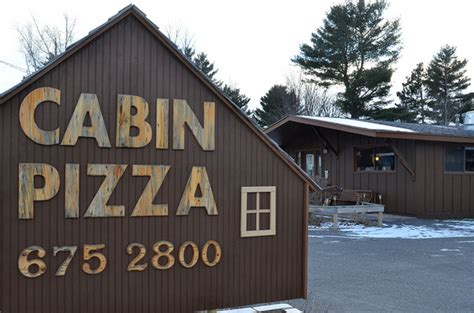 The Cabin Pizza by Cabin Pizza In Wausau Wi Relylocal