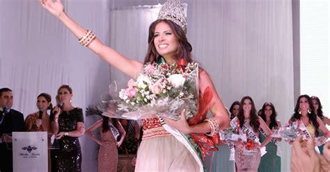 X Berbpom Original X Miss V G1 Advogada 233 Eleita Miss Grande Do Norte 2013