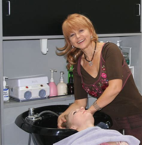 shampoo conditioner treatments hair salon services