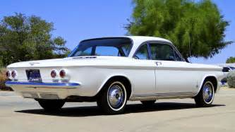 American classic cars 1962 chevrolet corvair monza 2 door club coupe