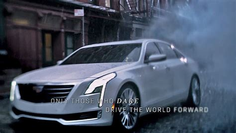 cadillac dare to be different comercial cadillac commercial dare to be different cadillac