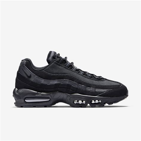 Nike Airmax Black Original Made In nike air max shoes buy nike air max 95 black on sale 609048