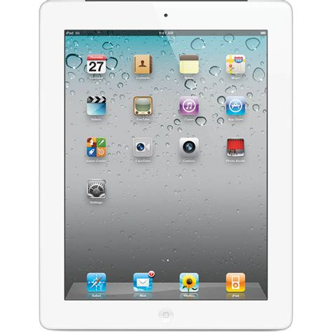 Tablet Apple 32gb 3g Wifi apple 32gb 2 with wi fi 3g at t white mc983ll a