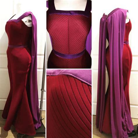 gorgeous inspired magneto dress