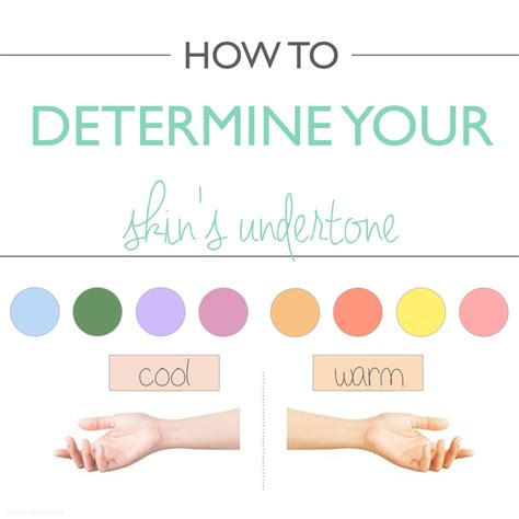 how to find your foundation color how to determine your skin s undertone blush