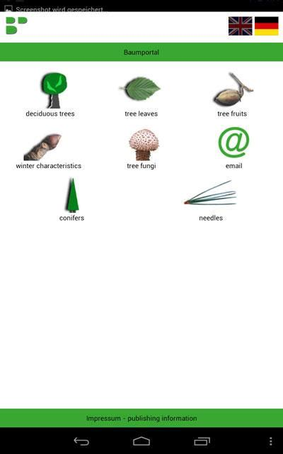 Tree Shop App - tree identification android apps on play