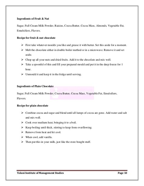 sle business plan vegetable farm business plan for starting a chocolate company
