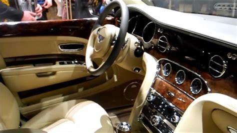 bentley inside bentley mulsanne inside outside limousine luxe v8 6 75 l