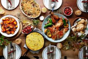 where to eat thanksgiving dinner in the city on the
