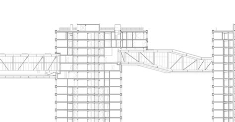 hybrid section gallery of linked hybrid steven holl architects 34