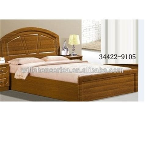 Best Material For Bed Sheets 2015 new design 34422 9105 wooden mdf golden double bed