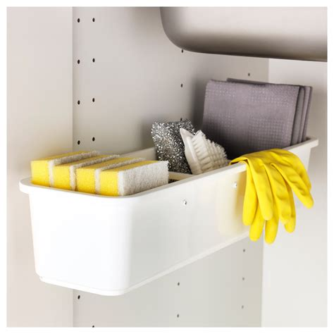 ikea pull out shelves variera pull out container white ikea