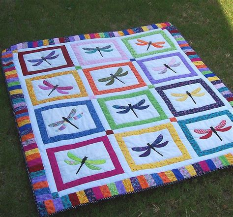 Dragonfly Quilts by Dragonfly Quilt Quilt
