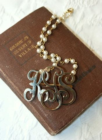 diy monogram jewelry 27 best ideas about monogram ideas on monogram necklace general store and